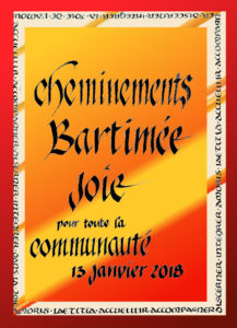 cheminement bartimée rouge